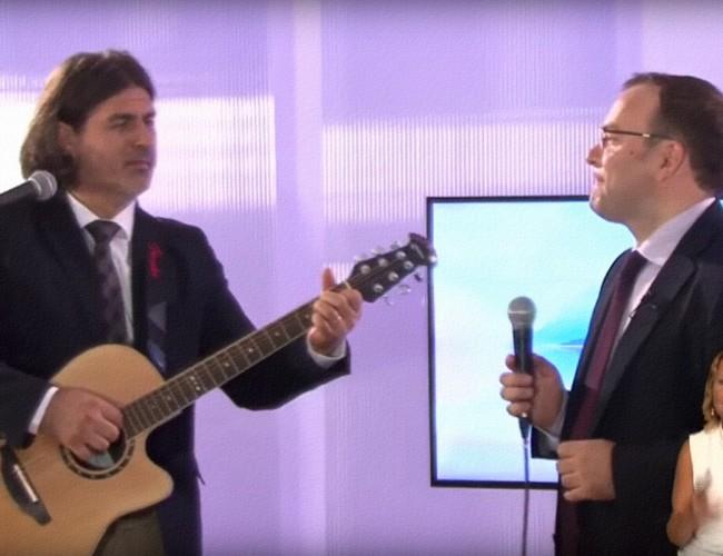 Cristi Predună & Cornel Dărvășan